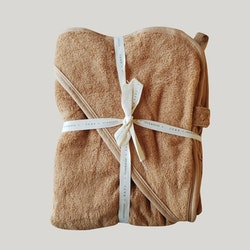 BABY HOODED TOWEL - SUNKISSED