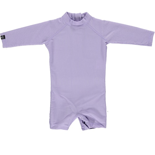 Lavender baby suit