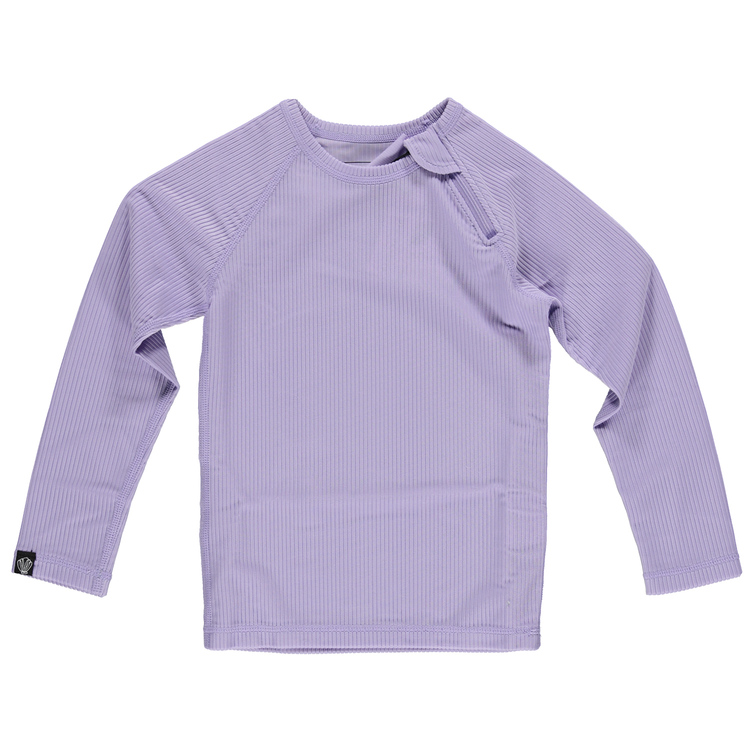 Lavender ribbed longsleeve