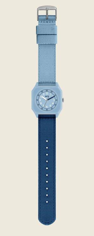 Blue cotton candy - watch