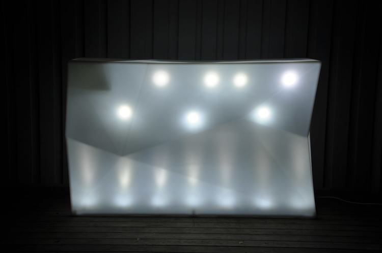 Bardisk, Vondom Faz Bar Multi Light LED - Special Design
