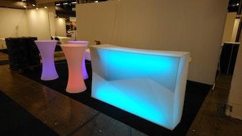 Bardisk, Vondom Faz Bar RGB LED - Ramón Esteve