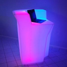 Entrédisk / liten bardisk, RGB Multi LED