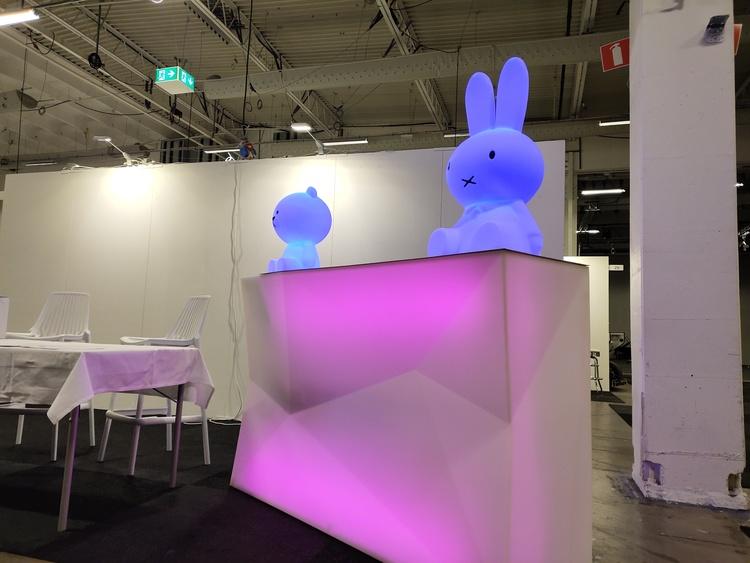 Decora Joey & Joe - RGB LED Uppladdningsbar