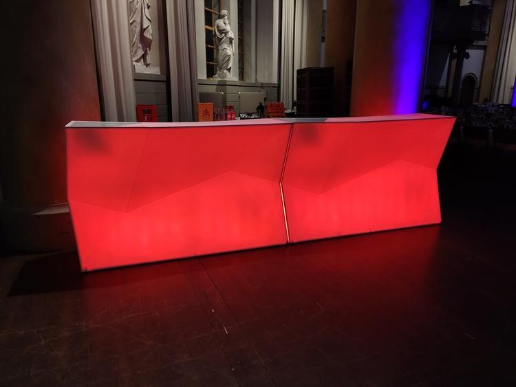 Bardisk, Vondom Faz Bar Multi Light LED - Special Design