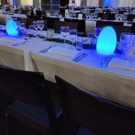 Bordslampa TABLE - Uppladdningsbar RGB LED