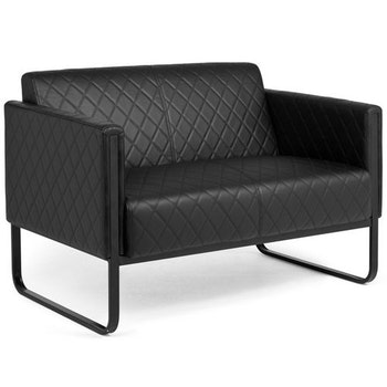 Soffa, Black Ops - 2-sits