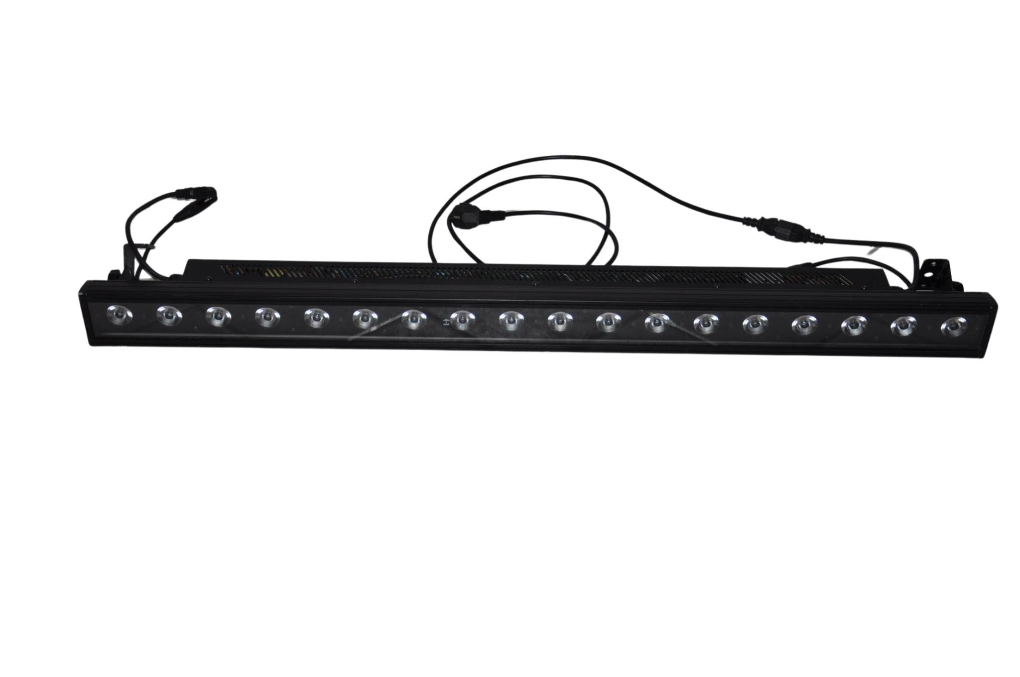 Hyr Mega Tri Bar 18 x LEDs 3W - 1 meter