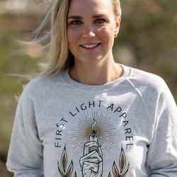 Big Candle Sweatshirt