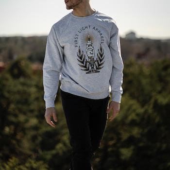 Sommarkvälls-kit (Sweatshirt + Snapback)
