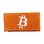 Bitcoin - Morale/Pencil patch