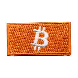 Bitcoin - Morale/Pencil patch