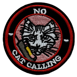 No Cat Calling