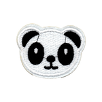 Panda ansikte