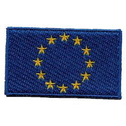 Flagga EU
