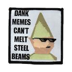 Dank memes can't melt steel beams