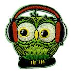 Grön uggla