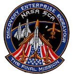 NASA - The final mission (XL)