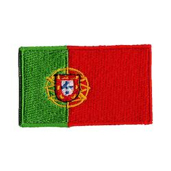 Flagga Portugal
