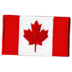 Flagga Kanada