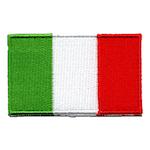 Flagga Italien