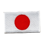 Flagga Japan
