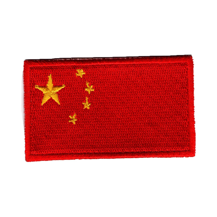 Flagga Kina