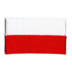 Flagga Polen / Indonesien