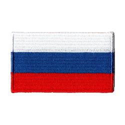 Flagga Ryssland