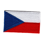 Flagga Tjeckien