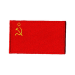 Flagga Sovjet
