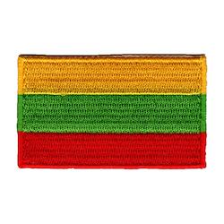 Flagga Litauen