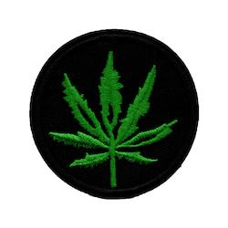 Cannabisblad