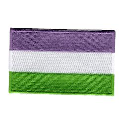 Pride Genderqueer