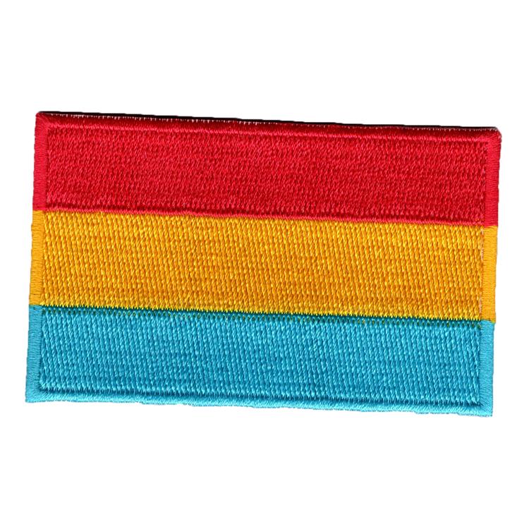 Pride Pansexuell (flera varianter)