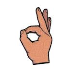 Hand OK - Circle game