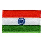 Flagga Indien