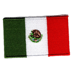 Flagga Mexiko