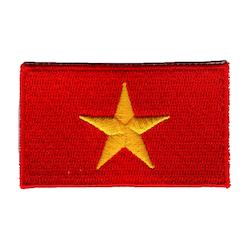 Flagga Vietnam
