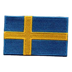 Flagga Sverige (flera storlekar)