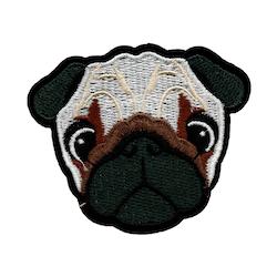 Hund Pug/Mops