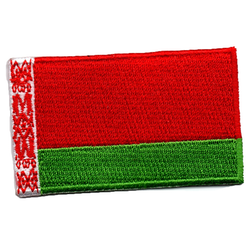Flagga Vitryssland