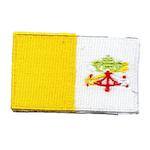 Flagga Vatikanstaten
