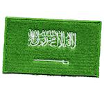 Flagga Saudiarabien