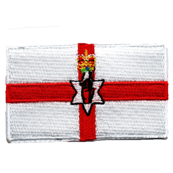 Flagga Nordirland