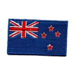 Flagga Nya Zeeland