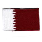 Flagga Qatar