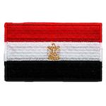 Flagga Egypten