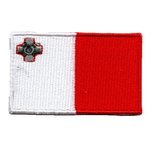 Flagga Malta