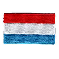 Flagga Luxemburg